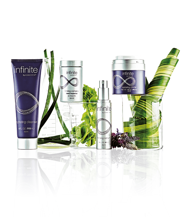 infinite forever skin care kit